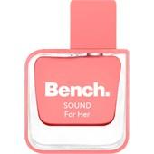 Bench. - Sound for Her - Eau de Toilette Spray