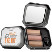 Benefit - Lidschatten - Makeup Set They're Real! Big Sexy Eye Kit