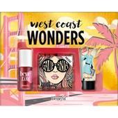 Benefit - Primer - West Coast Wonders Make-up Set