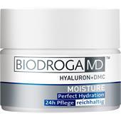 Biodroga MD - Moisture - Perfect Hydration 24h Pflege Reichhaltig
