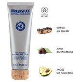 Birkenstock Natural - Hand- und Fußpflege - Moisturizing Hand and Nail Cream