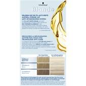 Blonde - Coloration - Ultra Aufheller L101 Silberblond