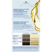 Blonde - Coloration - Ultra Aufheller Stufe 3 Aufheller L1++
