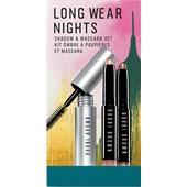 Bobbi Brown - Augen - Long Wear Nights Shadow & Mascara Set