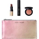 Bobbi Brown - Lips - Holiday Collection 2019 The Clutch Classics Eye, Lip & Cheek Set