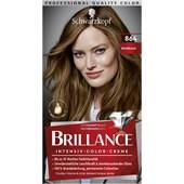 Brillance - Coloration - 864 Rehbraun Stufe 3 Intensiv-Color-Creme
