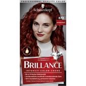 Brillance - Coloration - 872 Intensivrot Stufe 3 Intensiv-Color-Creme