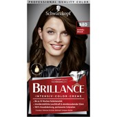 Brillance - Coloration - 880 Dunkelbraun Stufe 3 Intensiv-Color-Creme