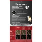 Brillance - Coloration - 890 Schwarz Stufe 3 Intensiv-Color-Creme