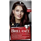 Brillance - Coloration - 896 Schwarzrot Organdi Stufe 3 Intensiv-Color-Creme