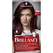 Brillance - Coloration - 923 Burgunderrot Stufe 3 Intensiv-Color-Creme