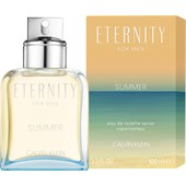 Calvin Klein - Eternity for men - Summer Edition Eau de Toilette Spray