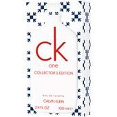 Calvin Klein - ck one - Collector´s Edition  Eau de Toilette Spray