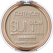 Catrice - Bronzer - Sun Glow Matt Bronzing Powder