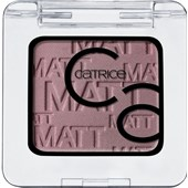 Catrice - Sombras de ojos - Art Couleurs Eyeshadow Matt