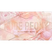 Catrice - Lidschatten - Nude Peony Pressed Pigment Palette