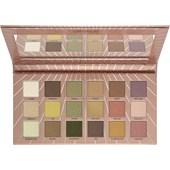 Catrice - Lidschatten - Sunshine Heat Me Up  18 Colour Eyeshadow Palette