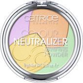 Catrice - Puder - Colour Neutralizer Mattifying Powder