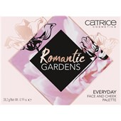 Catrice - Puder - Romantic Gardens Everyday Face And Cheek Palette