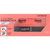 Catrice - Pestañas - Magnetics Eyeliner & Lashes Magical Volume