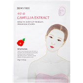 DEWYTREE - Camellia Extract - Camellia Extract Mask
