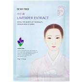 DEWYTREE - Gesichtsmasken - Lavender Extract Mask