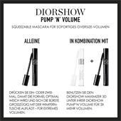 DIOR - Mascara - Mascara Diorshow Pump'n'Volume