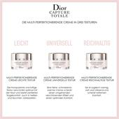 DIOR - Global anti-ageing care - Capture Totale La Crème Multi-Perfection Texture Riche Refill