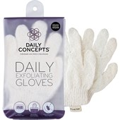 Daily Concepts - Accessoires - Daily Exfoliating Gloves