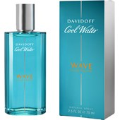 Davidoff - Cool Water Wave - Eau de Toilette Spray