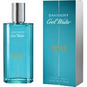 Davidoff - Cool Water Wave - Eau de Toilette Spray