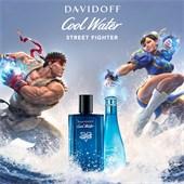 Davidoff - Cool Water Woman - Street Fighter Eau de Toilette Spray