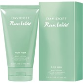 Davidoff - Run Wild For Her - Body Lotion