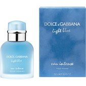 Dolce&Gabbana - Light Blue pour homme - Eau Intense Eau de Parfum Spray