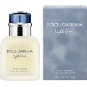 Dolce&Gabbana - Light Blue pour homme - Eau de Toilette Spray