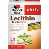 Doppelherz - Energie & Leistungsfähigkeit - Lecithin + B-Vitamine Kapseln