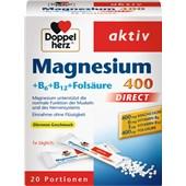 Doppelherz - Energy & Performance - Magnesium + B6 + B12 + Folic Acid