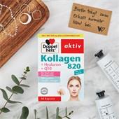 Doppelherz - Skin, Hair, Nails - Kollagen 820
