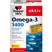 Doppelherz - Herz-Kreislauf - Omega-3 Kapseln
