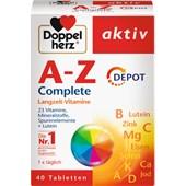 Doppelherz - Immune system & cell protection - A-Z Tablets