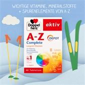 Doppelherz - Immunsystem & Zellschutz - A-Z Tabletten