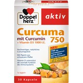 Doppelherz - Immunsystem & Zellschutz - Curcuma Kapseln