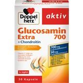 Doppelherz - Minerals & Vitamins - Glucosamin Extra + Chondriotin Kapseln