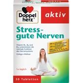 Doppelherz - Minerals & Vitamins - Stressi - hyvät hermot -tabletit