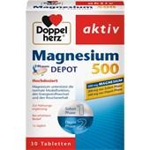 Doppelherz - Muskeln, Knochen, Bewegung - Magnesium 500 2-Phasen
