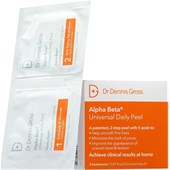 Dr. Dennis Gross Skincare - Gesicht - Alpha Beta Daily Face Peel Pack