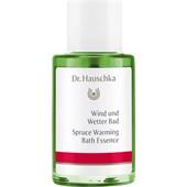 Dr. Hauschka - Körperpflege - Wind und Wetter Bad
