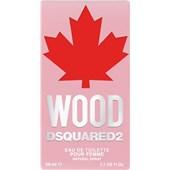 Dsquared2 - Wood Pour Femme - Eau de Toilette Spray