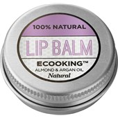 ECOOKING - Eye & Lip Care - Mandel & Arganöl Lip Balm