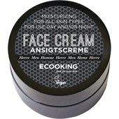 ECOOKING - Herrenpflege - Face Cream